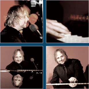 Barry Colson Pianoplayer and Entertainer
